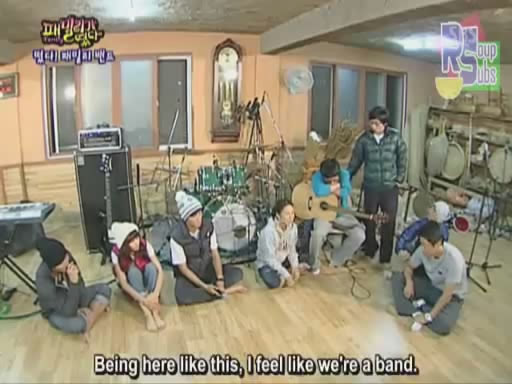 "And sometimes they do things like create a ""family band"" and perform for villagers."