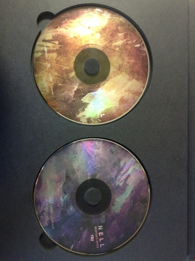 How can NELL's CDs be so pretty?