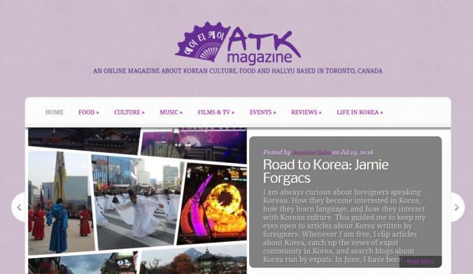 ATK Magazine