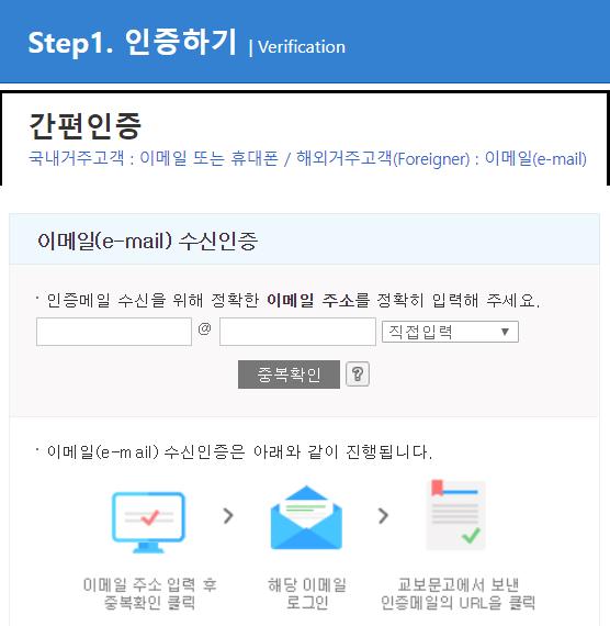 How to Buy Korean Ebooks Part I: Creating a Kyobo Bookstore